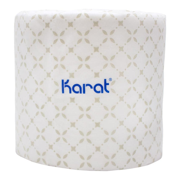 Karat Standard 2-ply Toilet Paper Rolls - 48 ct-Janitorial & Sanitation-Karat-Carry Out Supplies