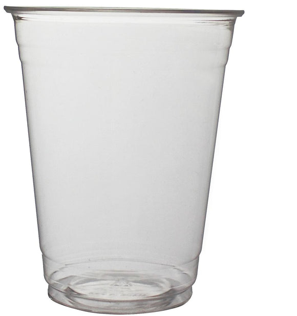 Plastic Cups - 16oz PET Cold Cups (98mm) - 1,000 ct-Cups & Lids-Karat-No Lids-Carry Out Supplies