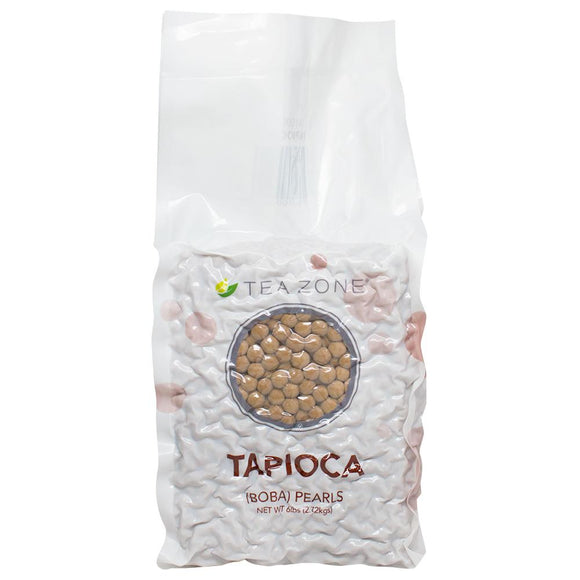 Tea Zone Tapioca - Case-Boba (Tapioca)-Tea Zone-Carry Out Supplies