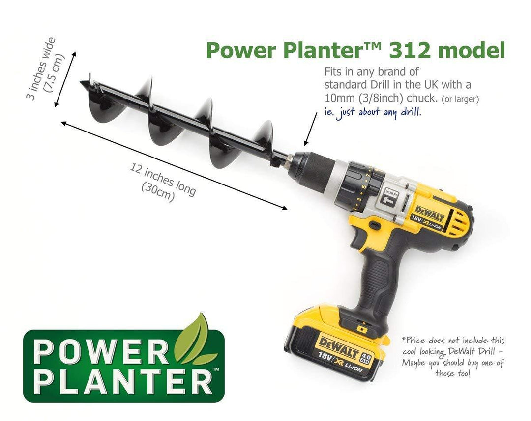 Power Planter 312 - Deep Cultivating