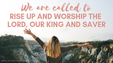 Rise Up & Worship - 2/4/19 Playlist