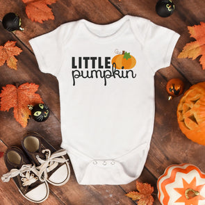 Little Pumpkin Infant Bodysuit - Inspired Hearts Boutique