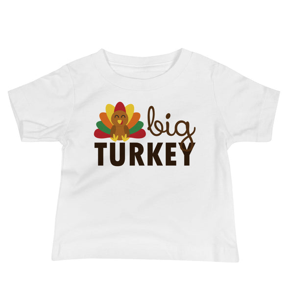 Big Turkey Infant Tee - Inspired Hearts Boutique