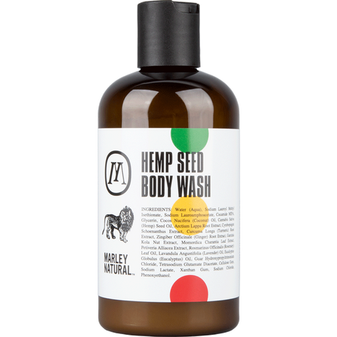 HEMP SEED BODY WASH